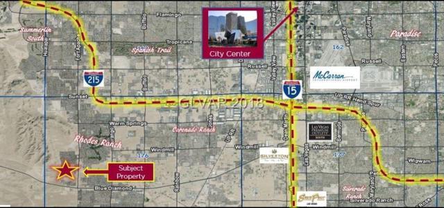 Ford, Las Vegas, NV 89178 (MLS #1965798) :: Vestuto Realty Group