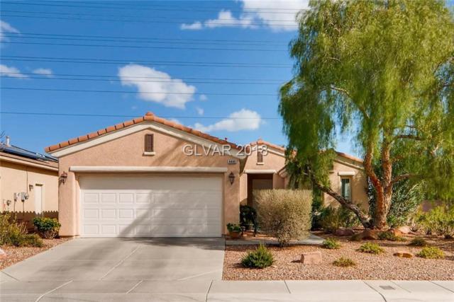 4446 Regalo Bello, Las Vegas, NV 89135 (MLS #1966363) :: Signature Real Estate Group