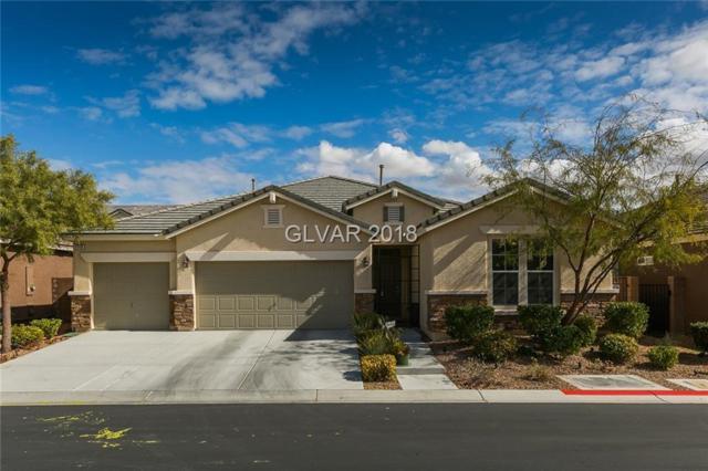 7116 Silver Ridge Peak, Las Vegas, NV 89166 (MLS #1966517) :: Signature Real Estate Group
