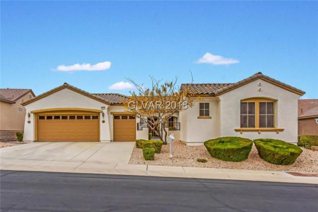2065 Crown View, Henderson, NV 89052 (MLS #1966926) :: Signature Real Estate Group