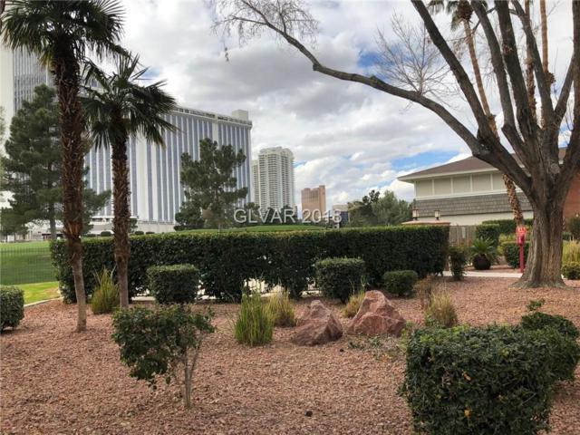 2879 Geary #2808, Las Vegas, NV 89109 (MLS #1967055) :: Trish Nash Team