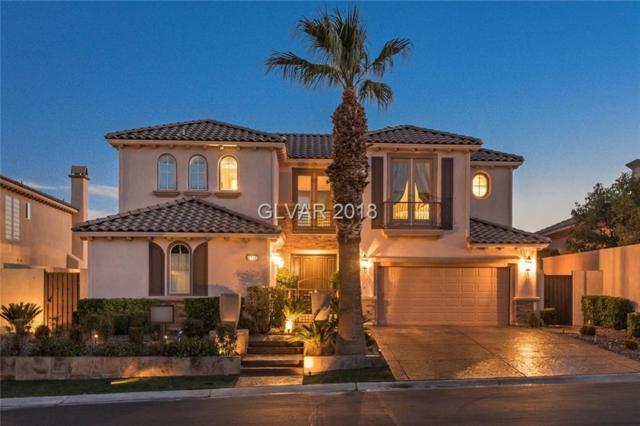 11453 Glowing Sunset, Las Vegas, NV 89135 (MLS #1967337) :: Realty ONE Group