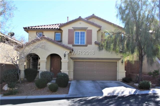 10427 Prairie Mountain, Las Vegas, NV 89166 (MLS #1967847) :: Signature Real Estate Group