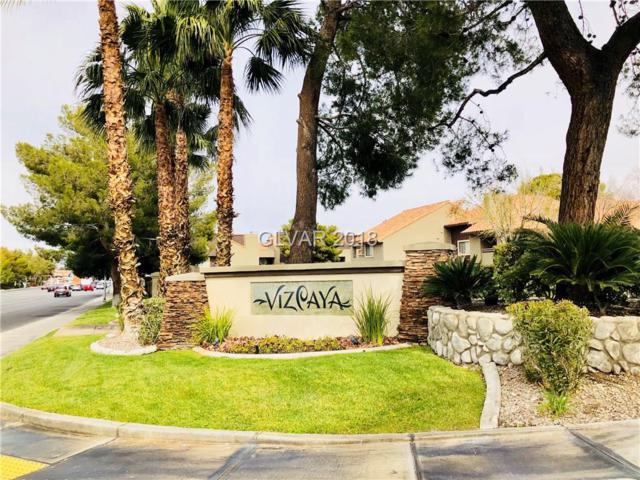 5072 Rainbow #204, Las Vegas, NV 89118 (MLS #1969472) :: Signature Real Estate Group