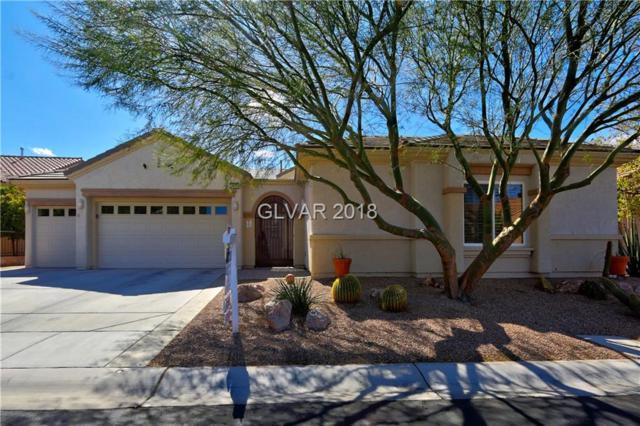 2879 Scotts Valley, Henderson, NV 89052 (MLS #1969910) :: The Snyder Group at Keller Williams Realty Las Vegas