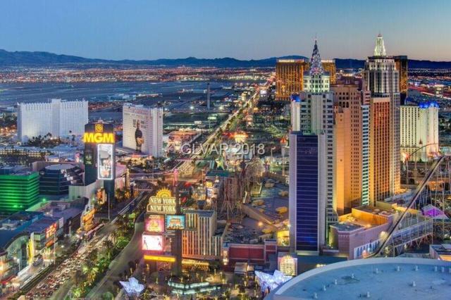 3750 S Las Vegas #3201, Las Vegas, NV 89158 (MLS #1970846) :: Sennes Squier Realty Group