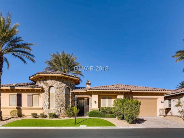 7 Avenida Casatino, Las Vegas, NV 89011 (MLS #1971742) :: Keller Williams Southern Nevada
