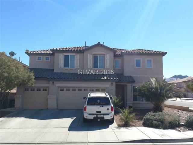 973 Sandpoint Pond, Henderson, NV 89002 (MLS #1971884) :: Realty ONE Group