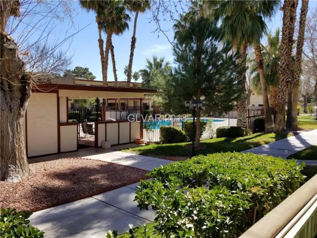 350 Desert Inn C107, Las Vegas, NV 89109 (MLS #1972762) :: Signature Real Estate Group