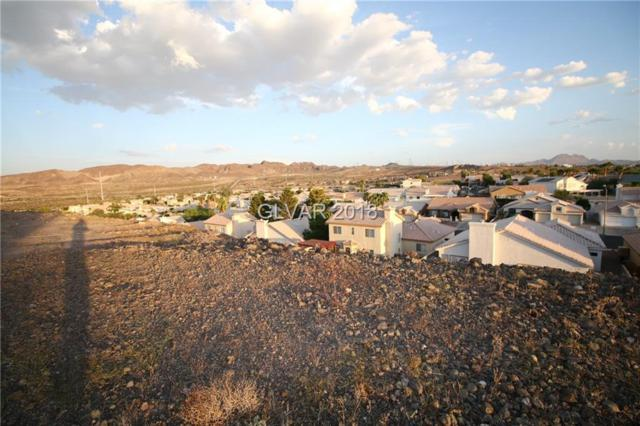 1000 Feather Point, Henderson, NV 89011 (MLS #1974287) :: Trish Nash Team