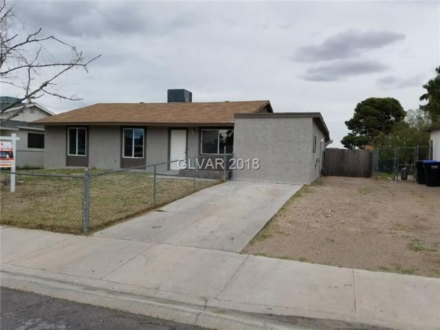 207 Fir, Henderson, NV 89015 (MLS #1974467) :: Catherine Hyde at Simply Vegas