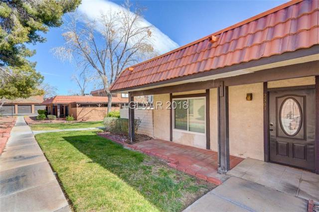 250 Shadybrook A, Las Vegas, NV 89107 (MLS #1974556) :: Keller Williams Southern Nevada