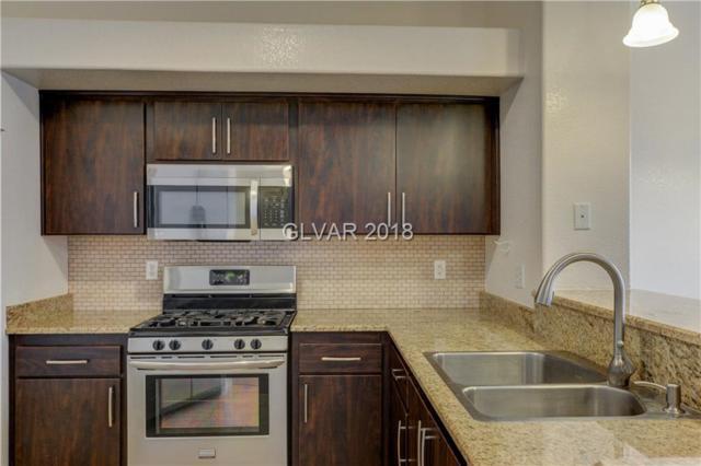 5000 Red Rock #169, Las Vegas, NV 89118 (MLS #1974845) :: Sennes Squier Realty Group