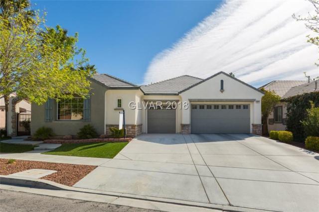 1856 Grovespring, Las Vegas, NV 89135 (MLS #1975576) :: Signature Real Estate Group