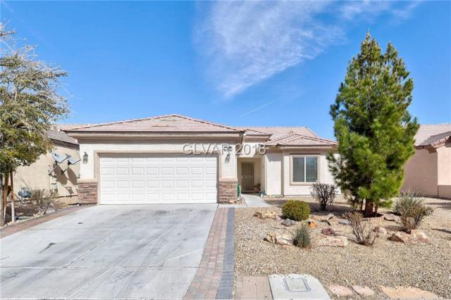 7742 Coast Jay, North Las Vegas, NV 89084 (MLS #1975933) :: Realty ONE Group