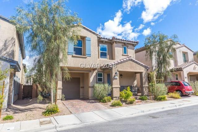 240 Belmont Canyon, Henderson, NV 89015 (MLS #1977076) :: Catherine Hyde at Simply Vegas