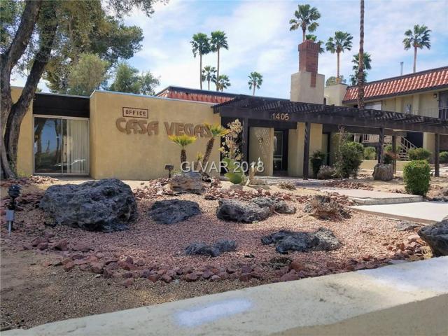 1405 Vegas Valley #322, Las Vegas, NV 89169 (MLS #1977216) :: Sennes Squier Realty Group