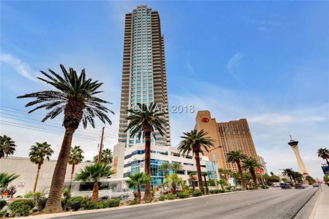 2700 Las Vegas #507, Las Vegas, NV 89109 (MLS #1977244) :: Catherine Hyde at Simply Vegas