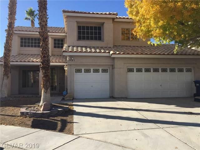 3021 Savona Circle, Las Vegas, NV 89128 (MLS #1977478) :: Billy OKeefe | Berkshire Hathaway HomeServices