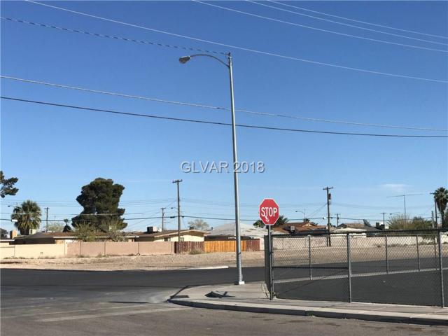 Rossmoyne, Las Vegas, NV 89030 (MLS #1977850) :: The Lindstrom Group