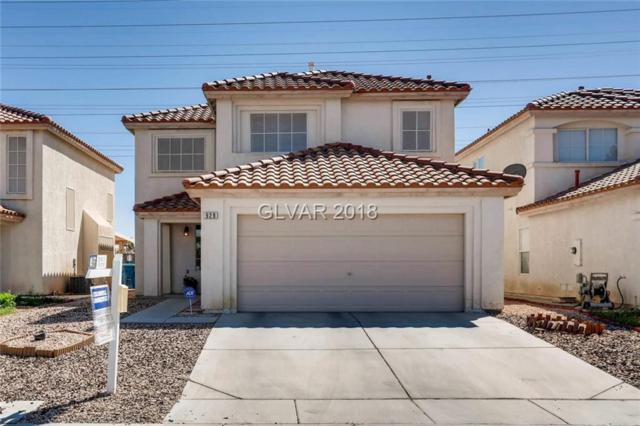 929 Plantain Lily, Las Vegas, NV 89183 (MLS #1978965) :: Realty ONE Group