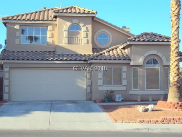 2600 Heartland, Henderson, NV 89074 (MLS #1979133) :: Realty ONE Group