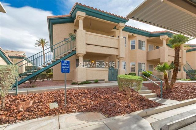 8410 Eldora #1073, Las Vegas, NV 89117 (MLS #1981774) :: Sennes Squier Realty Group
