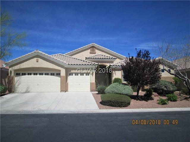 2804 Tanagrine, North Las Vegas, NV 89084 (MLS #1982434) :: Realty ONE Group