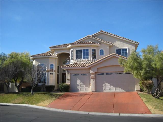 3923 Purple Plum, Las Vegas, NV 89147 (MLS #1982446) :: Realty ONE Group