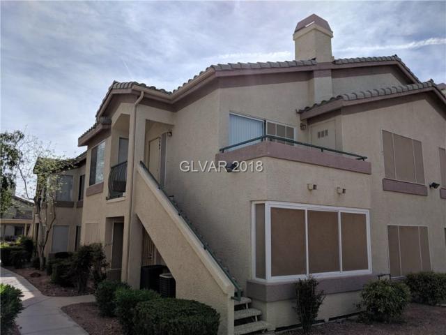 5710 E Tropicana #2187, Las Vegas, NV 89122 (MLS #1982470) :: Sennes Squier Realty Group
