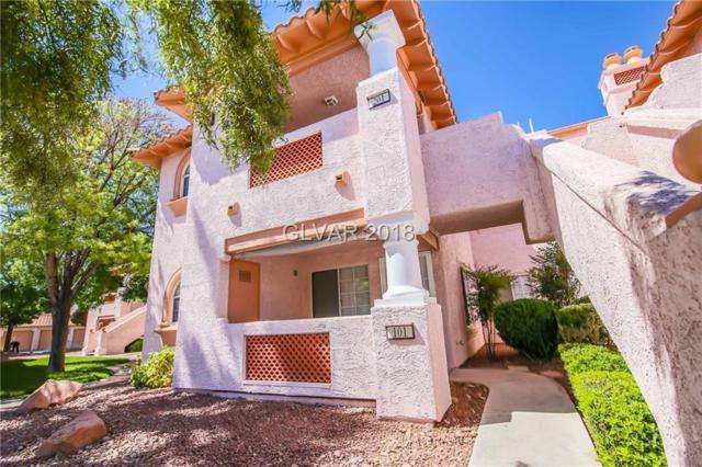 6840 Elm Creek #101, Las Vegas, NV 89108 (MLS #1983002) :: Sennes Squier Realty Group