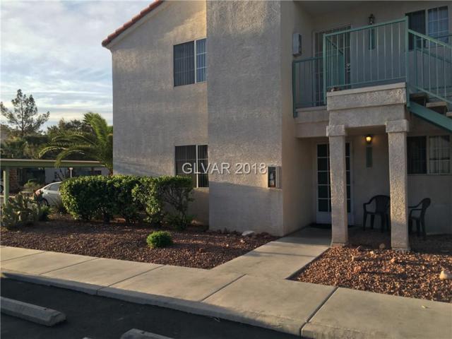 2725 Nellis #1189, Henderson, NV 89121 (MLS #1983422) :: Catherine Hyde at Simply Vegas