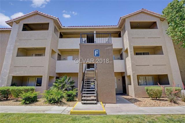 4200 S Valley View #2018, Las Vegas, NV 89103 (MLS #1983629) :: Sennes Squier Realty Group