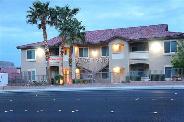 3515 Cactus Shadow #202, Las Vegas, NV 89129 (MLS #1983735) :: Sennes Squier Realty Group