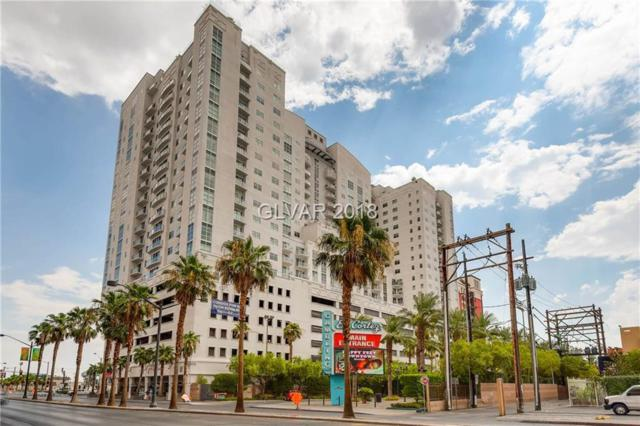 150 Las Vegas #1019, Las Vegas, NV 89101 (MLS #1984087) :: Sennes Squier Realty Group