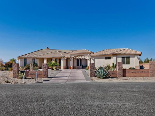 6430 S Willow Tree, Pahrump, NV 89061 (MLS #1984417) :: The Machat Group | Five Doors Real Estate