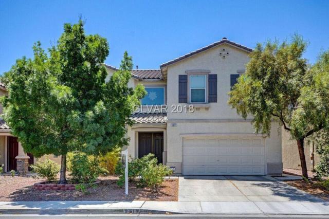 9617 Rolling Thunder, Las Vegas, NV 89148 (MLS #1984716) :: The Machat Group | Five Doors Real Estate