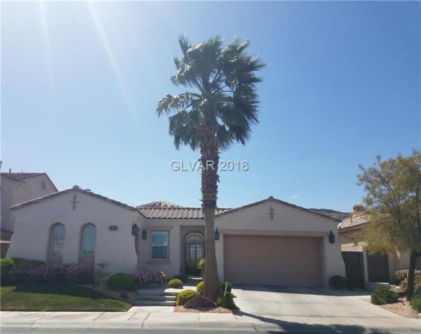 2949 Red Springs, Las Vegas, NV 89135 (MLS #1985151) :: Realty ONE Group