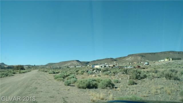 Valleyview/Grand, Goldfield, NV 89013 (MLS #1985224) :: The Lindstrom Group