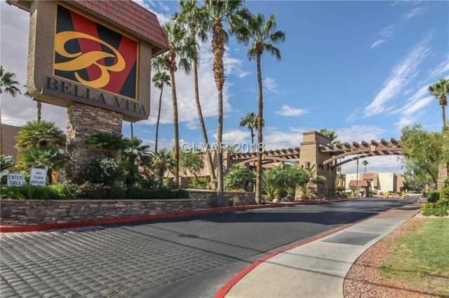 5207 Indian River #242, Las Vegas, NV 89103 (MLS #1985533) :: Catherine Hyde at Simply Vegas