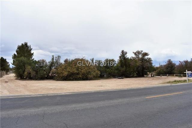 4401 E Kellogg, Pahrump, NV 89061 (MLS #1985646) :: Catherine Hyde at Simply Vegas