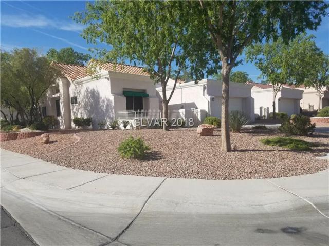 8601 Clifftop, Las Vegas, NV 89134 (MLS #1986952) :: Realty ONE Group