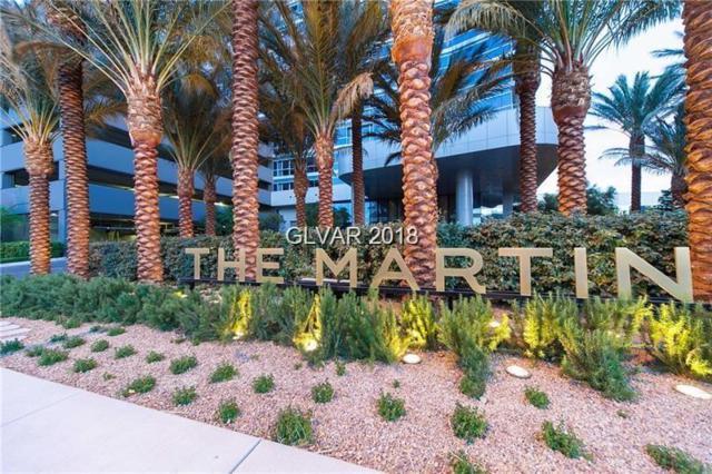 4471 Dean Martin #505, Las Vegas, NV 89103 (MLS #1989332) :: Signature Real Estate Group