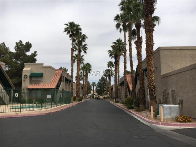 6750 Del Rey #233, Las Vegas, NV 89146 (MLS #1989842) :: The Snyder Group at Keller Williams Realty Las Vegas