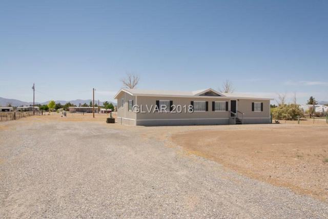 5230 S Bonnie, Las Vegas, NV 89048 (MLS #1993496) :: The Snyder Group at Keller Williams Realty Las Vegas