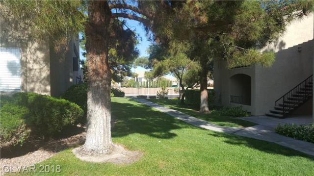 7885 W Flamingo #1142, Las Vegas, NV 89147 (MLS #1995365) :: Hebert Group | Realty One Group