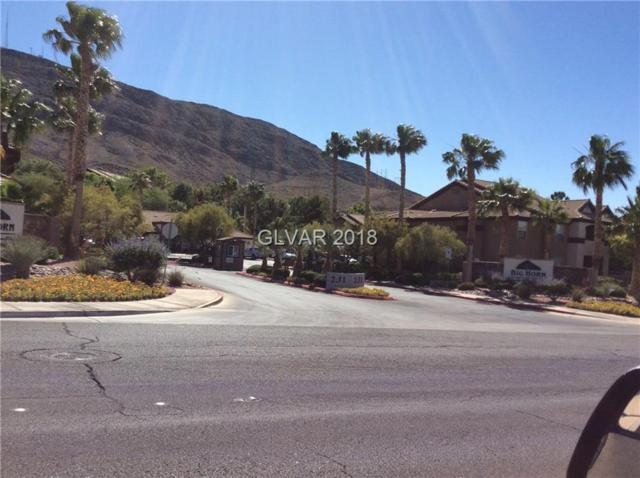231 Horizon Ridge #222, Henderson, NV 89011 (MLS #1996677) :: Signature Real Estate Group