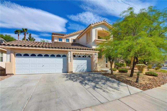 3095 Paseo Mountain, Henderson, NV 89052 (MLS #1998696) :: Signature Real Estate Group