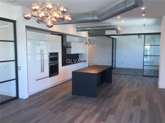 200 Hoover #913, Las Vegas, NV 89101 (MLS #1999511) :: Signature Real Estate Group