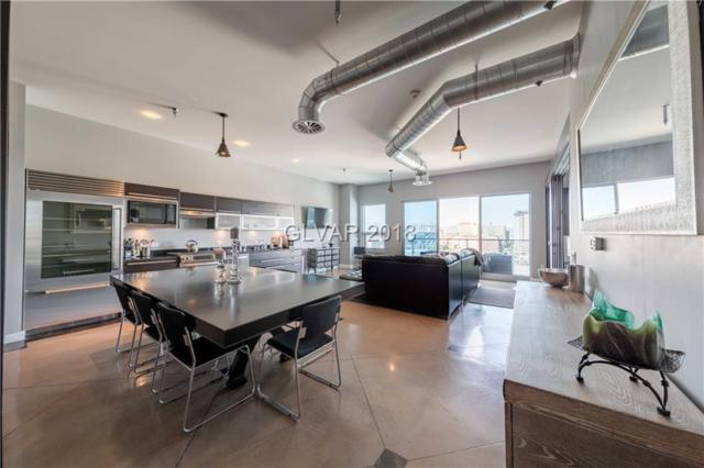 200 Hoover #1111, Las Vegas, NV 89101 (MLS #1999691) :: Signature Real Estate Group
